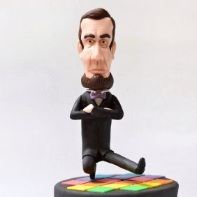Cake Topper Lincoln